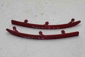 #11526 VW Tiguan 2.0 Tdi 2014 Rhd Paraurti Posteriore Riflettore Di 2x 5N0945106
