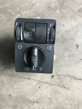 Opel Corsa C manufactured 2002 Light Switch Without Fog 9116612pb 0524119