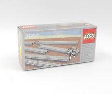 LEGO 7854 Eisenbahn / Train - Gerade elektrische Schienen / straight rails - NEU