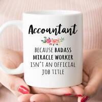 Gift For Accountant Funny Accountant Coffee Mug