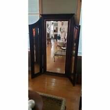 Boudoir Tri-Fold Full Length Floor Mirror