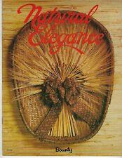 Natural Elegance Floral Arrangements Home Decor Vintage Country Craft Book #Gs11