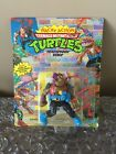 "1990 TEENAGE MUTANT NINJA TURTLE TMNT WACKY ACTION HEADSPINNIN' BEBOP ""unpunched"