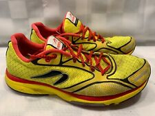NEWTON Gravity III Running Shoes Mens Size 10 Yellow Red M000114