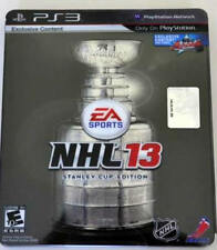 NHL 2013 Stanley Cup Collector''s Edition PS3 New PlayStation 3, Playstation 3