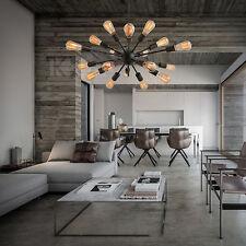 Sputnik 18 Lights Vintage Industrial Ceiling Pendant Light Creative Design Hot