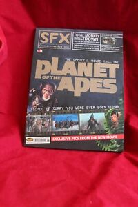 SFX Collectors edition Planet of the Apes - Boxed magazine 2001