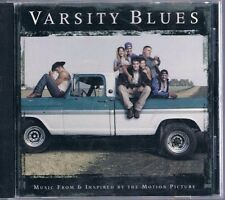 Varsity Blues Music From & Inspired by the Motion Picture CD 1998