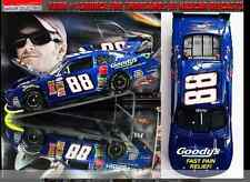 Dale Earnhardt Jr 2015 Goodys 1/24 Action Nascar Diecast In Stock