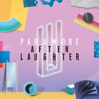 PARAMORE After Laughter CD BRAND NEW