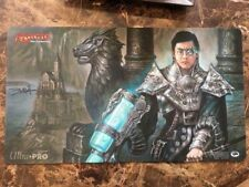 Official Wizards of The Coast Signed Snapcaster Mage Ultra Pro Play Mat