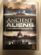 Ancient Aliens Staffel 1 2 3 4 5 6 Limited Box US-Import OV 22 DVD 82 Folgen