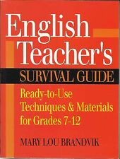 English Teacher's Survival Guide : Ready-to-Use Techniques and Materials New