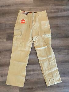 Dickies Mens Flex Cargo Work Pants Size 34x32