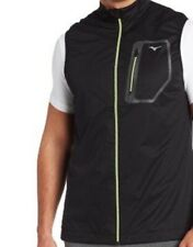 Mizuno Men Impermalite Flex Vest (M) Black 421155 9090