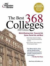 Best 368 Colleges, 2009 Edition (College Admissions Guides), Princeton Review, A
