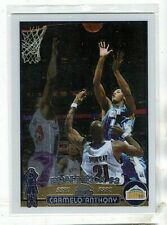2003-04 Topps Chrome Carmelo Anthony RC Rookie #113 Clean!