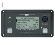Fernbedienung ICC Info Control Buettner Wechselrichter 3000Si-N  NEUHEIT 2020