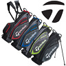 TAYLORMADE PRO 6.0 DUAL CARRY STRAP GOLF CARRY STAND BAG ALL COLOURS