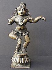 Krishna dansant en Bronze, INDE
