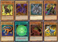 Yugioh Rex Raptor Theme Deck - Two-Headed King Rex