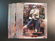 2014 Topps Chrome Chicago BEARS Team Set (8c)