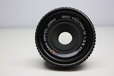 Pentax SMC M 40mm f2.8 Pancake Manual Focus Lens