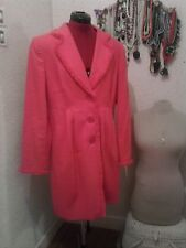MANTEAU PER UNA 44 - ROSE -