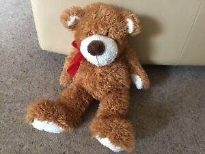 GUND Barnaby The bear (Beige, Brown, White) Soft Toy Teddy
