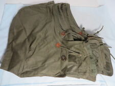 WW2 US M43 Jacket Hood lot of ten all size Medium all originals minty
