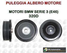 PULEGGIA ALBERO MOTORE BMW 320D 150CV 110KW E46