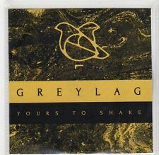 (GF468) Greylag, Yours To Shake - 2014 DJ CD
