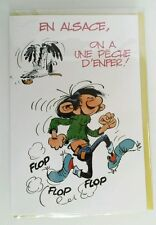 Cartes Postale Gaston Lagaffe / BITTLER DIFFUSION / MARSU BY FRANQUIN