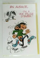 Cartes Postale Gaston Lagaffe / BITTLER DIFFUSION / MARSU BY FRANQUIN