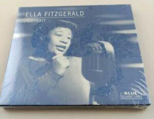 Ella Fitzgerald - Portrait [CD] New & Sealed |2026957|