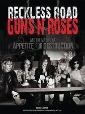 Reckless Road Guns N Roses Making Appetite for Destruction Marc Canter Book NEW