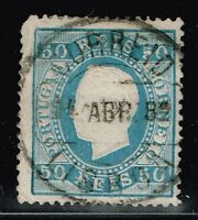 Portugal SC# 43a, Used, Perf 13.5 - Lot 112215