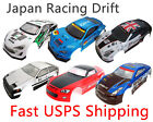 1/10 RC Painted Precut Japan Drift Racing Car Body Shell 190mm with Spolier