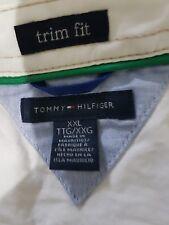 Para hombres Tommy Hilfiger Camisa Manga Larga, 2XL.