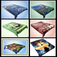 Coperte multicolore ipoallergenico