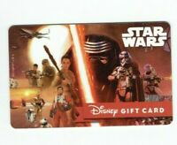 Disney Gift Card - Star Wars / Rogue One - Collectible / No Value - I Combine