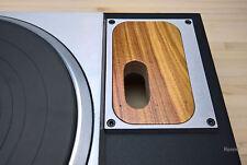 Technics sp-10/sl-1000 Mk II/III New Wood Tone brazo panel SME