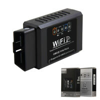 OBD2 Car WIFI Scanner Diagnostic Code Reader Tool for IOS & Android & Windows