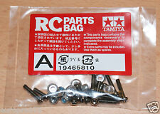 Tamiya 58489 Avante 2011, 9465810/19465810 Screw Bag A, NIP