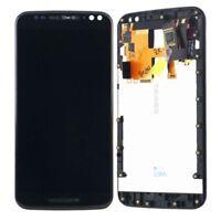 LCD Screen Touch Digitizer & Frame Black For Motorola Moto X Style XT1572 XT1575