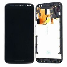 LCD Screen Touch Digitizer & Frame Black For Motorola Moto X Style XT1572 XT1575