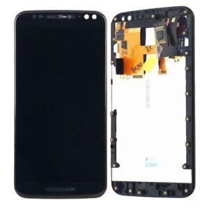 For Motorola Moto X Style XT1572 XT1575 LCD Screen Touch Digitizer & Frame Black
