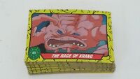 TMNT Ninja Turtles Trading Cards - LOT of 48 Vintage 1989 Mirage Studios TOPPS
