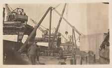 BROWN HOISTING COMPANY ~ GREAT LAKES ~ (5 PHOTOS)~CLEVELAND, OHIO ~ c. - 1910