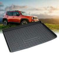For Jeep Renegade 2015-2019 Rear Cargo Tray Trunk Boot Liner Carpet Heavy Duty